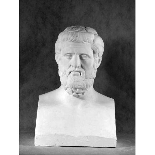 Гипсовый бюст Геродот