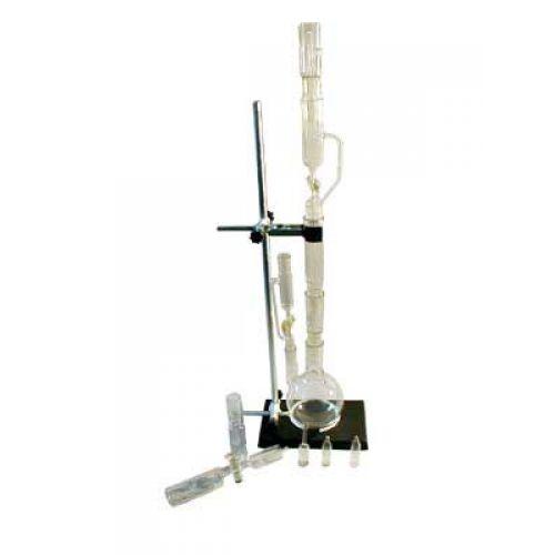 Прибор для получения растворимых веществ в твердом виде