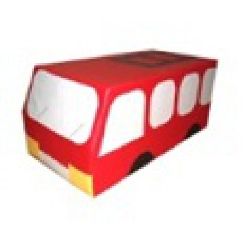 Машина Автобус мягкий модуль