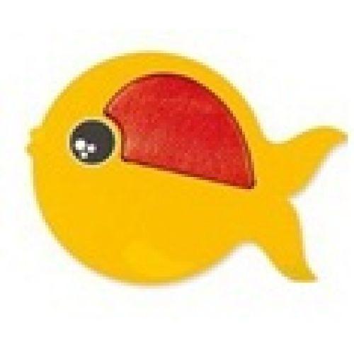 """Элемент """"Рыбка"""" для сенсорного модуля"""