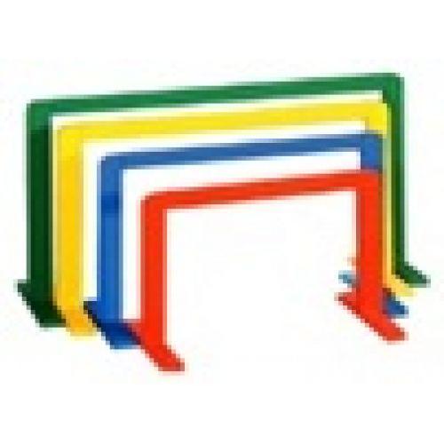 Дуги спортивные для подлезания прямоугольные, комплект 4 шт.