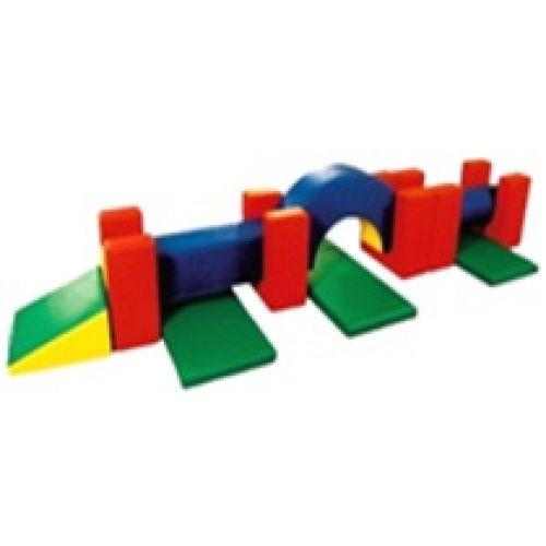 Детская полоса препятствий 5 (13 модулей)