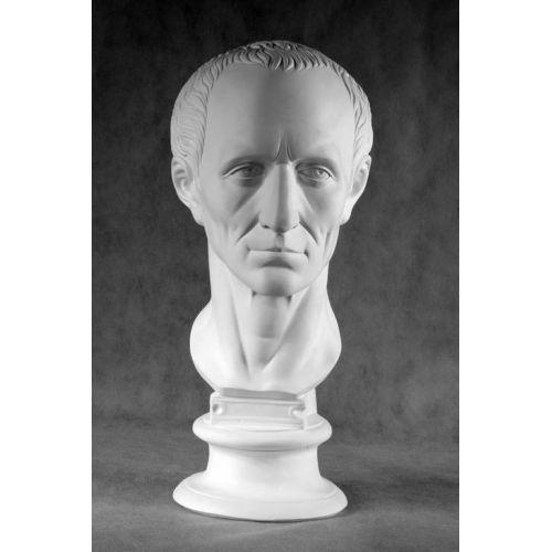 Гипсовая голова Гай Юлий Цезарь (Стилизация, близок к оригиналу)