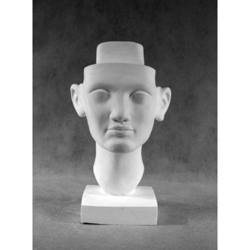 Гипсовая голова Нефертити