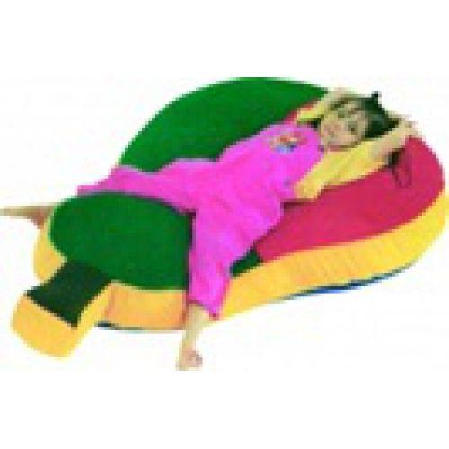 "Детская мягкая подушка ""Груша"""
