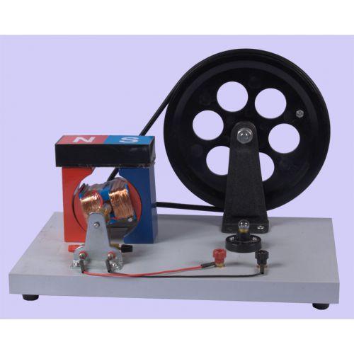 Машина магнито-электрическая (генератор ручной)