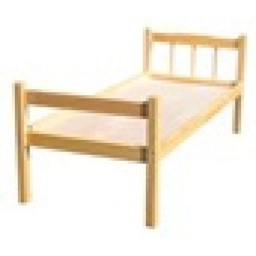 Кровать Машенька (массив) 1400*600