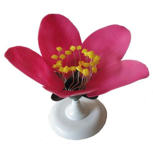 Модель цветка персика