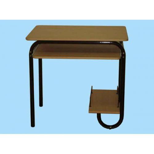 Стол преподавателя компьютерный (L-1200 мм) Вариант 2