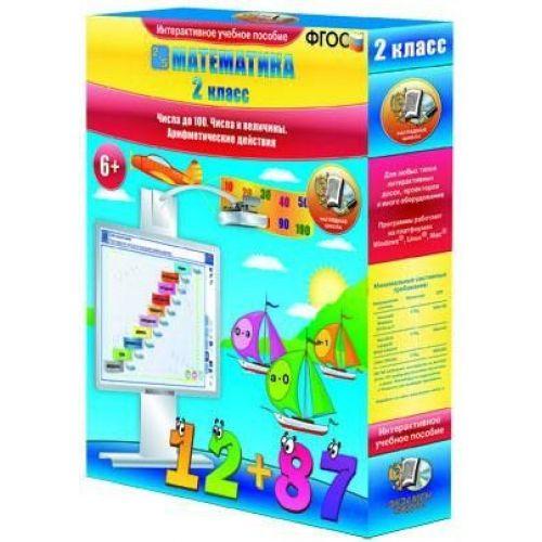 Математика 2 класс. Числа до 100. Числа и величины. Арифметические действия