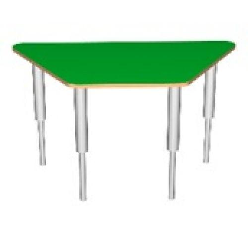 Стол трапеция, регулируемый по высоте цвет