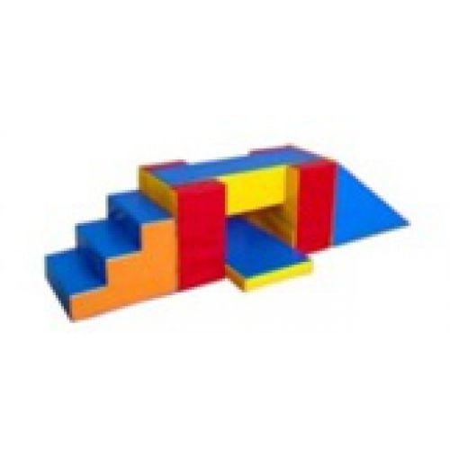 Детский спортивный комплекс 6 (6 модулей)