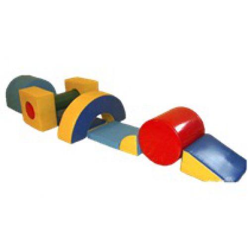 Детская полоса препятствий 7 (10 модулей)