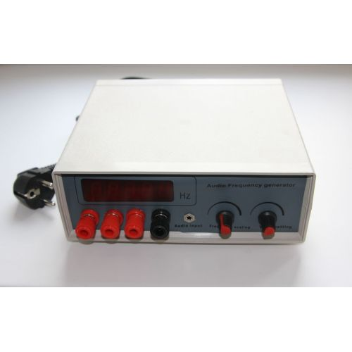 Генератор звуковой (0,1 Гц-100 кГц)