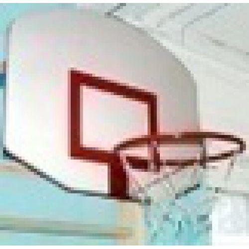 Щит баскетбольный (навесной на шведскую стенку) 70 см