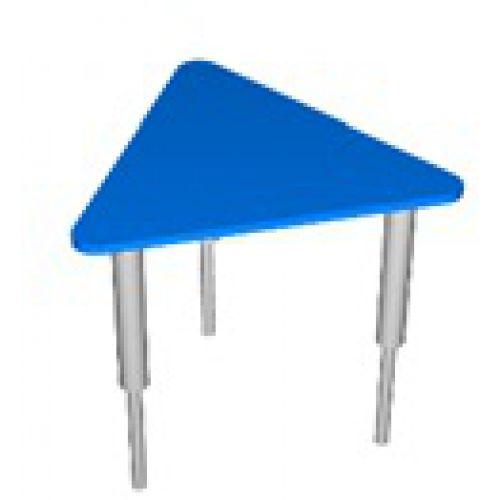 Стол Треугольник, регулируемый по высоте цвет