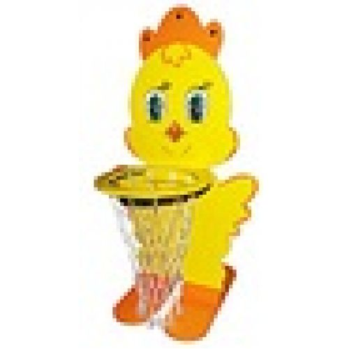 Корзина для заброса мячей «Цыпленок»
