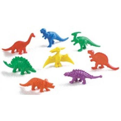 Материал счетный фигурки Динозавры