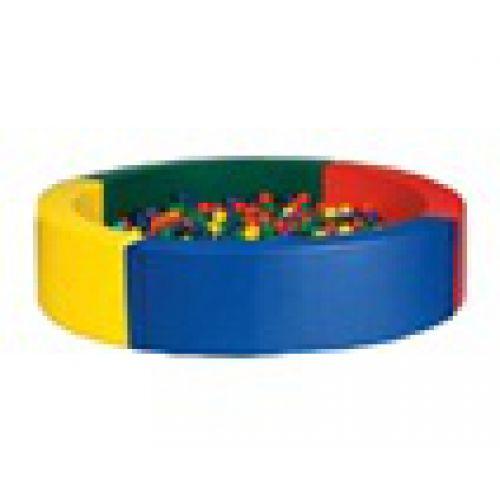 Детский сухой бассейн круглый Ø150*h40*b10