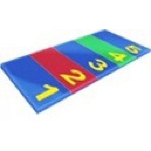 Детский игровой мат «Кузнечик»