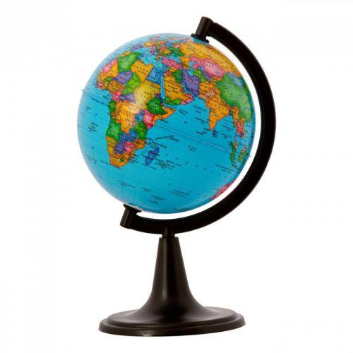 Глобус политический диаметром 200 мм с подсветкой