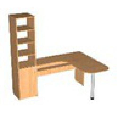 Стол для воспитателя с пеналом
