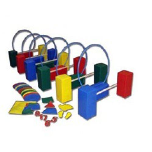 Детский игровой набор «Веселые старты»