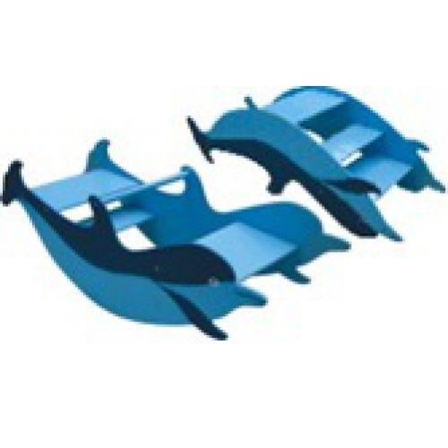 """Качалка-лесенка """"Дельфин"""""""