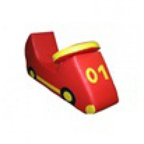 Детский пуф Машина