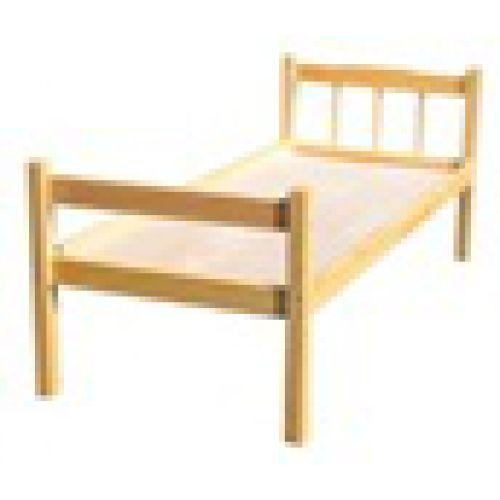 Кровать Машенька (массив) 1200*600