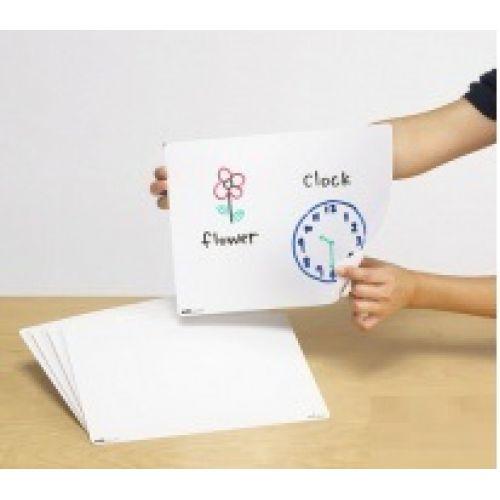 Набор индивидуальных маркерных досок (30шт. А4)