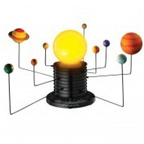 Модель Солнечной Системы (моторизированная)