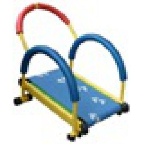 Механическая детская беговая дорожка