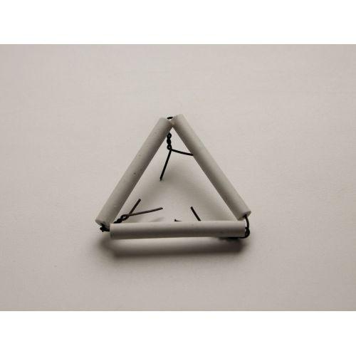 Треугольник фарфоровый