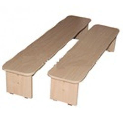 Скамейка 110*25*22 см
