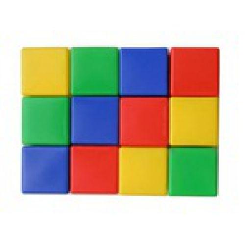 Набор кубиков 12 элементов
